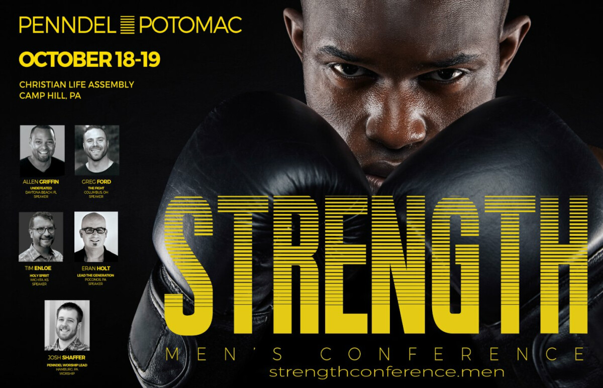 Strength Men's Conference