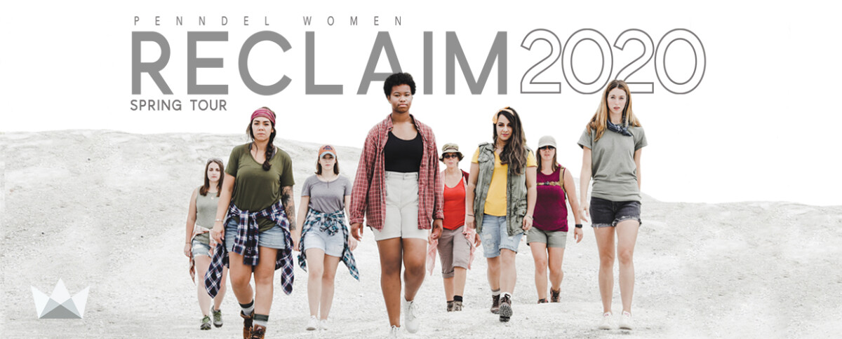 Reclaim - Spring Tour 2020